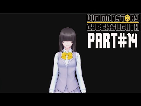 Digimon Story Cyber Sleuth Walkthrough Part 14 Gameplay Lets Play