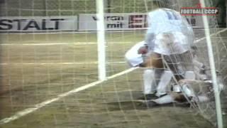 видео: 1/4 КОК 1985/1986 Рапид-Динамо Киев 1-4