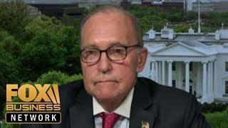 Larry Kudlow: America is working