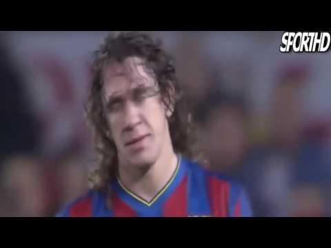 Carles puyol -Skills 1999-2014