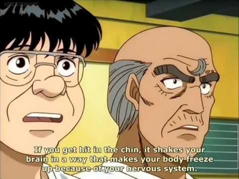 Hajime No Ippo Round 3 [English Sub HD]