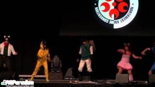 Sakuracon 2012 - #13 Fighting Asian Kids A New Challenger Super Smash Bros Brawl