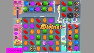 Candy Crush Saga Level 1212 NEW only 10 moves!