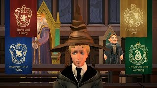 Harry Potter Hogwarts Mystery Android Gameplay Episode #2 | I am in Ravenclaw House
