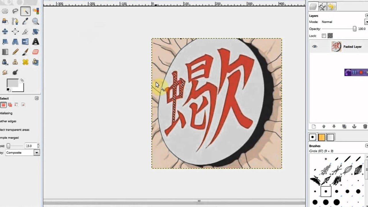 Naruto arena boards high quality picture tutorial 77x77 - Naruto boards ...