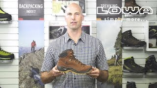 Introducing the LOWA Renegade GTX MID boot