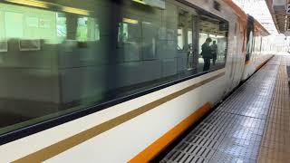 【ブツ4】近鉄22000系☃️AS編成+近鉄22600系☃️AT編成奈良行き特急