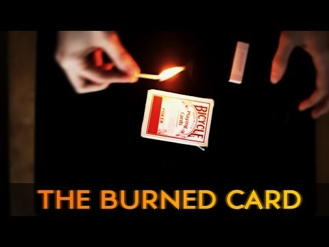 The Burned Card