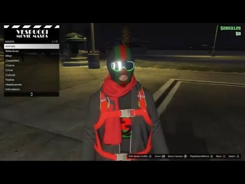 HOW TO GET A GUCCI LOGO IN GTA 5 ONLINE! CLOTHING GLITCHES! - YouTube