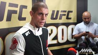 UFC 200: Joe Lauzon Doesn't Think Diego Sanchez Should Retire