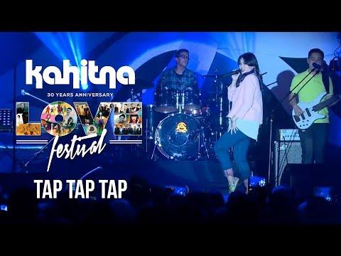 Isyana Sarasvati - Tap Tap Tap | (Kahitna Love Festival)