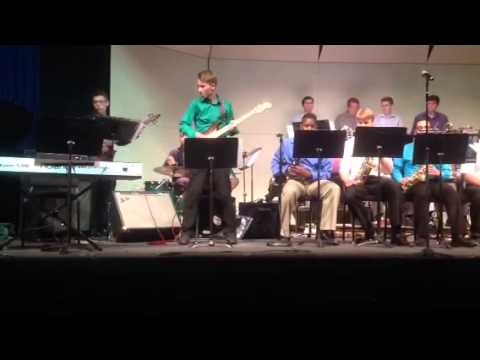 C of O Jazz Band Spring Concert 2015