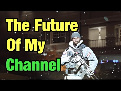 The Future of My Channel