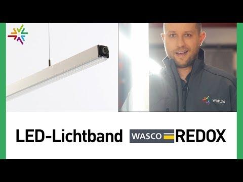 LED-Lichtband Wasco REDOX ? Das starke LED-Lichtband für moderne LED-Beleuchtung