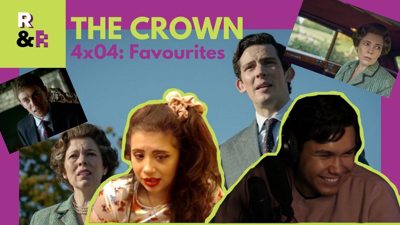 Download FILM STUDENTS REACT TO | The Crown | Season 4 Episode 4 | Favourites