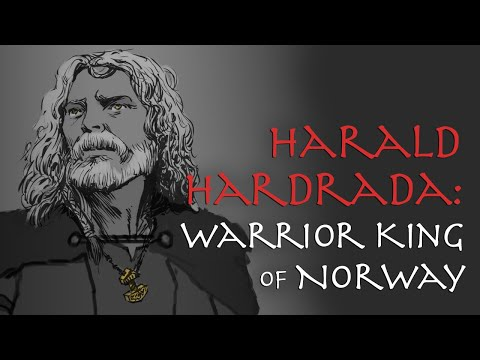 Harald Hardrada: Warrior King Of Norway (Vikings Documentary)