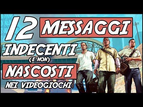 12 MESSAGGI INDECENTI (E NON) NASCOSTI NEI VIDEOGIOCHI