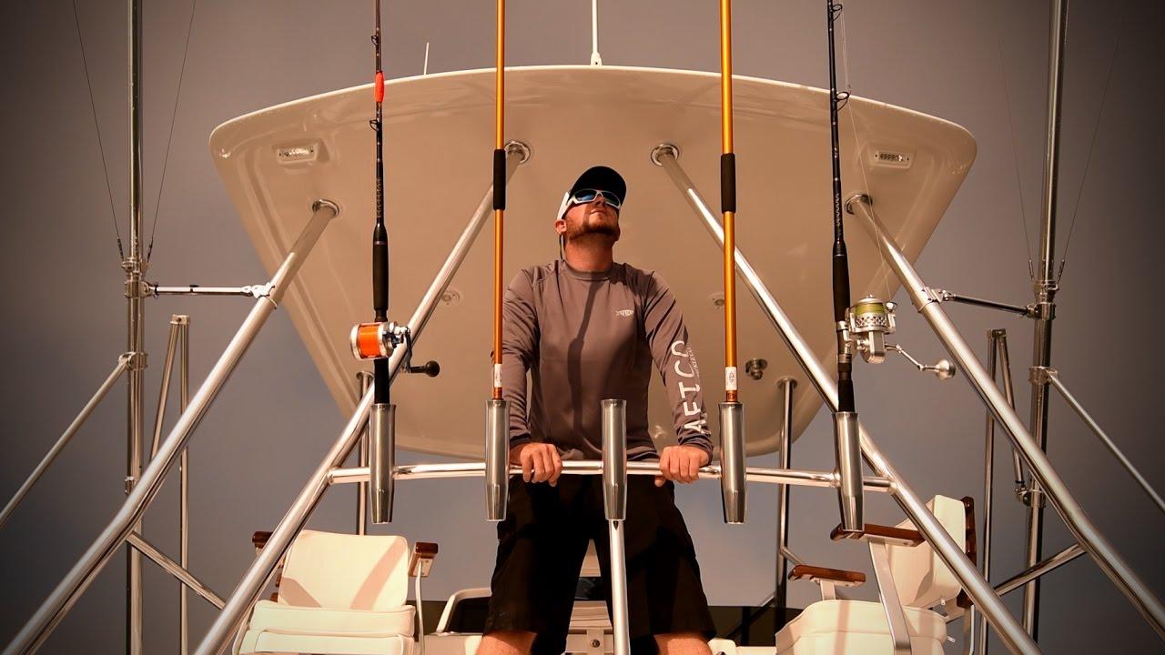 aa271daae63b4 AFTCO - American Fishing Tackle Company - YouTube