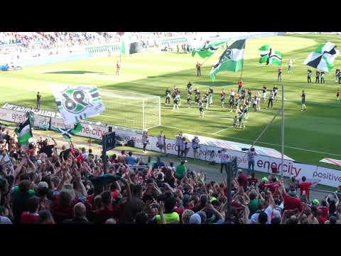 Hannover 96 - Hertha BSC | Abschlussrunde 05.05.18 (UHD)