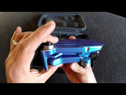 DJI Mavic Mini Celeste Blue Wrap
