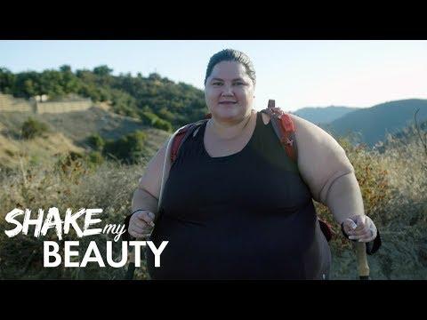 Plus Size Hiker Fights Prejudice   SHAKE MY BEAUTY