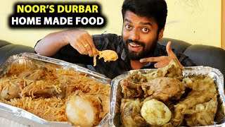 NOORS DURBAR !! KARI VADAI - Home Cooked Food in Chennai