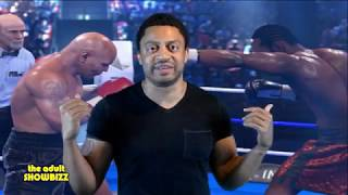 Mike Tyson NEW Video GAME and How FIGHT NIGHT CHAMPION can IMPROVE