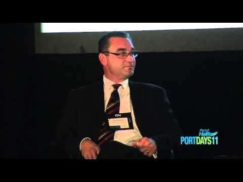 Halifax Port Days 2011: Future of Containerization