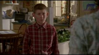 Malcolm In The Middle - Dewey is seeing another mom