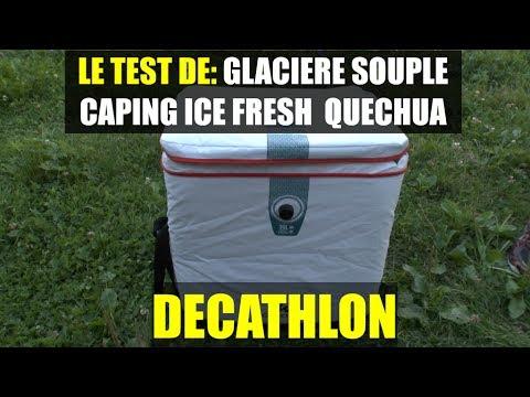 le test extr me glaciere souple camping camp du randonneur ice fresh compact quechua. Black Bedroom Furniture Sets. Home Design Ideas