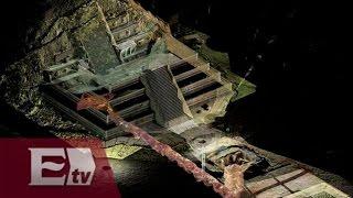 Hallan inframundo en Teotihuacán  / Vianey Esquinca