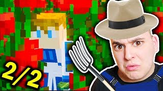 Minecraft Ogrodnik - MÓJ NOWY POMOCNIK... #2/2