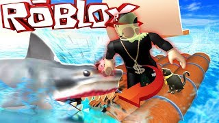 ESCAPES BEFORE THE SHARK MINI GAMES IN ROBLOX (EPIC MINIGAME)