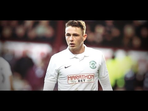 Scott Allan | Hibernian FC | Goals, Skills & Assists 2014/15 | HD