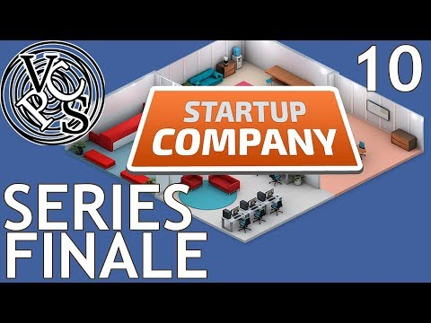 Series Finale : Let's Play Startup Company EP10 - Beta 12 Software Developer Tycoon Gameplay