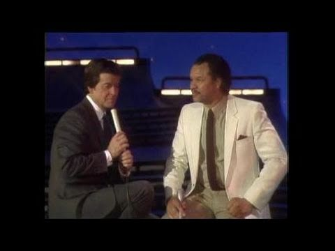 Dick Clark Interviews Sonny Charles - American Bandstand 1983