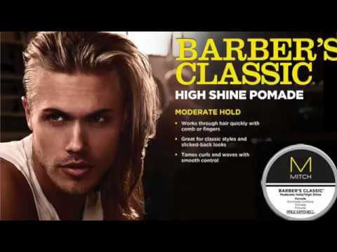 Mitch Barber´s Classic - Paul Mitchell - Chic Mix