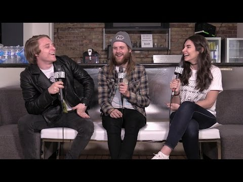 Interview with Sorority Noise