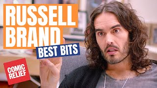 Russell Brand's BEST BITS | Comic Relief