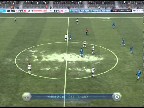 FIFA 14 (UEFA Champions League Spiel.72 Rosenborg Trondheim vs FC Chelsea London)