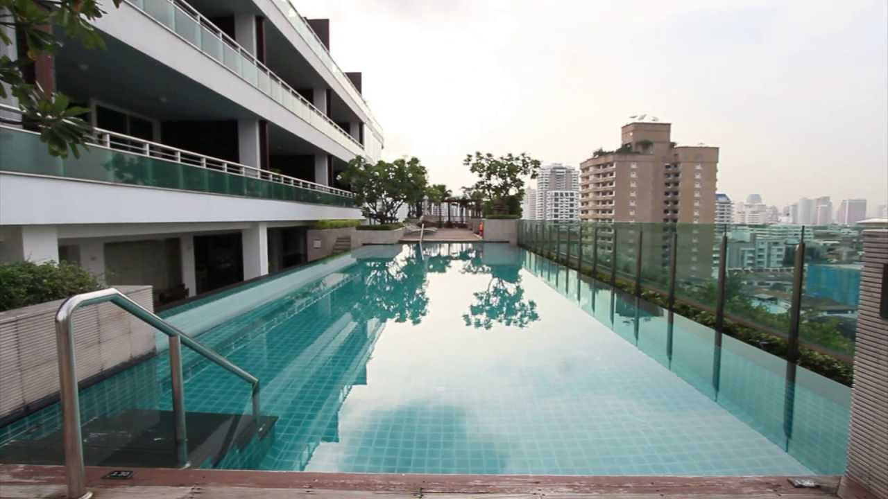 Pan pacific serviced suites bangkok youtube - Pan pacific orchard swimming pool ...