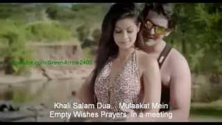 Download Lagu Khali Salam Dua Song Hindi English Translation From The movie Shortcut Romeo MP3