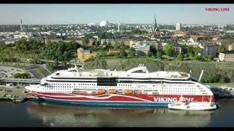 Företagsfilm – Viking Line