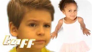 Kinder als Profimodels | taff | ProSieben