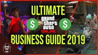 What Businesses to Buy in GTA Online | Ultimate Beginners Business Guide 2019