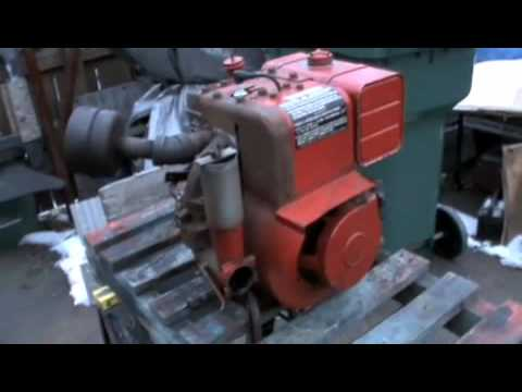 Briggs and Stratton 11hp engine YouTube