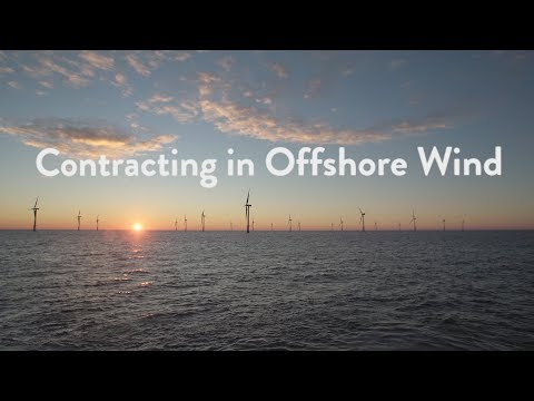 Course: Introduction to contracting in offshore wind (trailer)