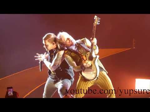 Shinedown - Sound of Madness - Live HD (BB&T Pavilion)
