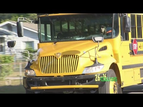 Escambia County Bus Driver Assaults Student Rider