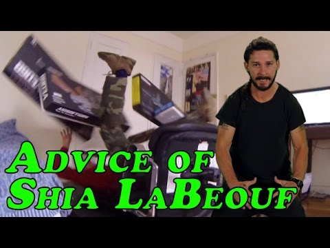 Shia LaBeouf motivational speech